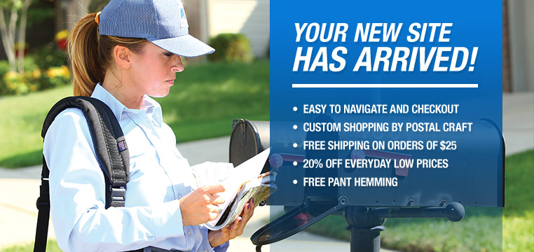 Lowest Priced Postal Uniforms