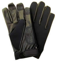 Neoprene Postal Glove with Leather Palm