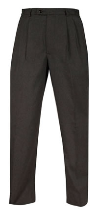 Ladies' USPS Retail Clerk Postal Uniform Slacks - Grey