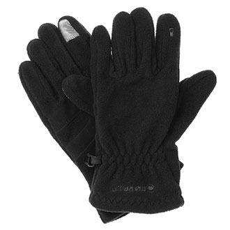 Ladies' Manzella Stretch Fleece Touch Tip Glove