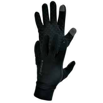 Mens `Power Stretch` Glove with Touchscreen Technology