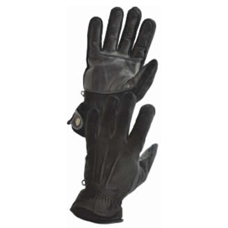 Manzella - Mens `Carrier` - Glove with Touch Screen Technology
